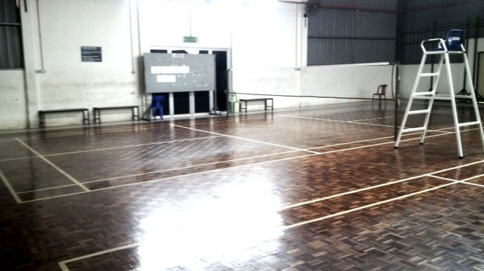 BADMINTON HALL 1
